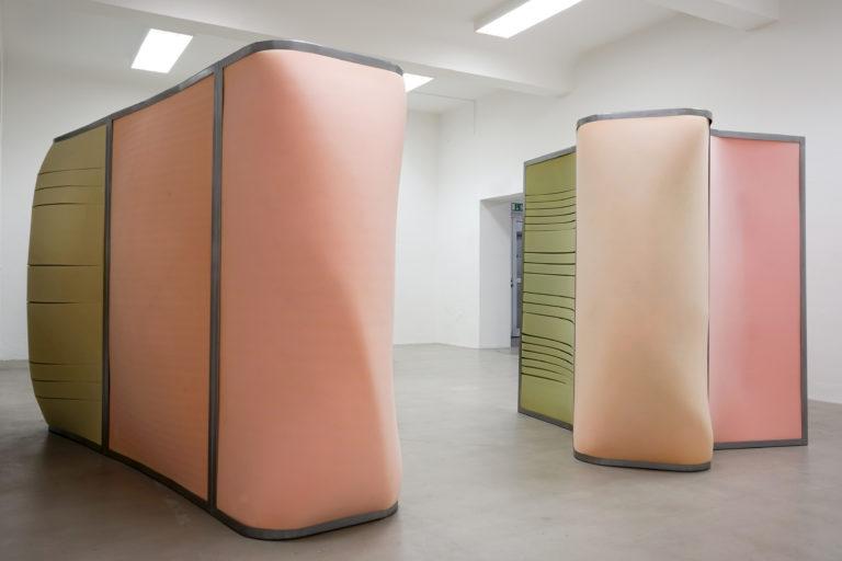 Kabinenbogen, rangierend und sittsam | 2017 Kunsthaus Essen